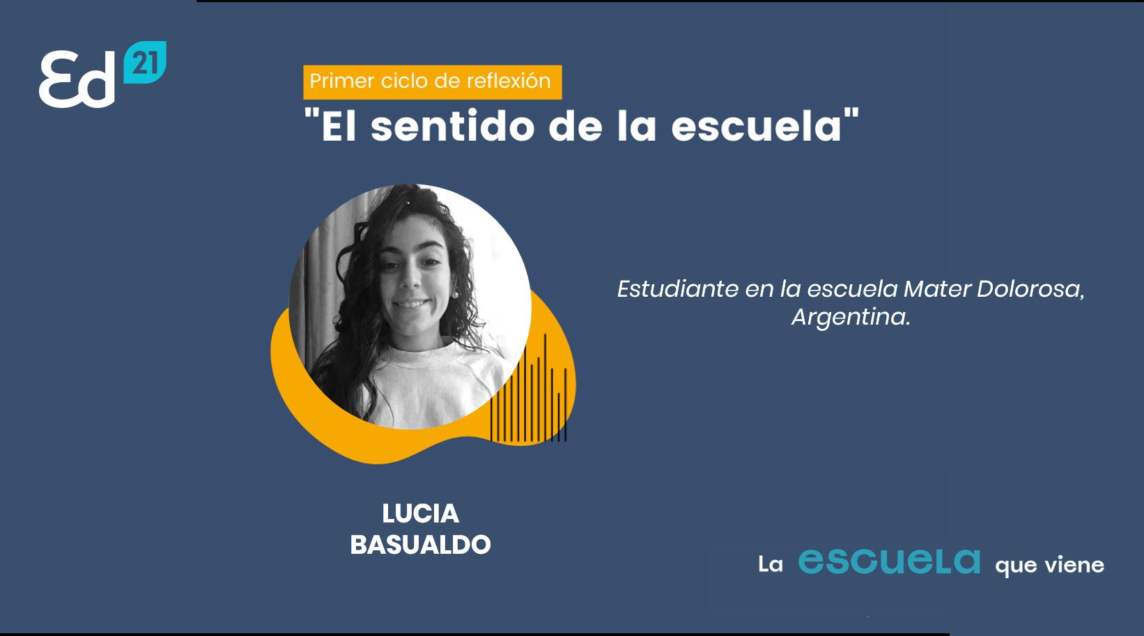 Lucía Basualdo